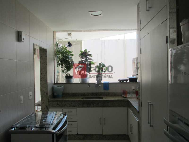 COZINHA - Apartamento À Venda - Copacabana - Rio de Janeiro - RJ - JBAP30821 - 19
