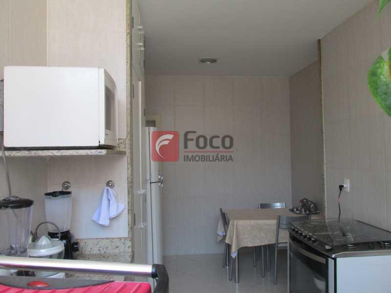 COPA COZINHA MUITOS ARMÁRIOS - Apartamento À Venda - Copacabana - Rio de Janeiro - RJ - JBAP30821 - 23