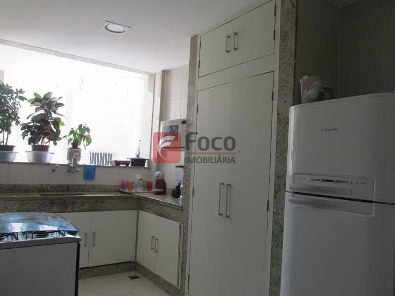 COZINHA CLEAN - Apartamento À Venda - Copacabana - Rio de Janeiro - RJ - JBAP30821 - 20