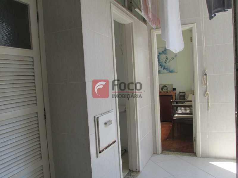 ACESSO BANHEIRO 2DEPENDÊNCIAS  - Apartamento À Venda - Copacabana - Rio de Janeiro - RJ - JBAP30821 - 25