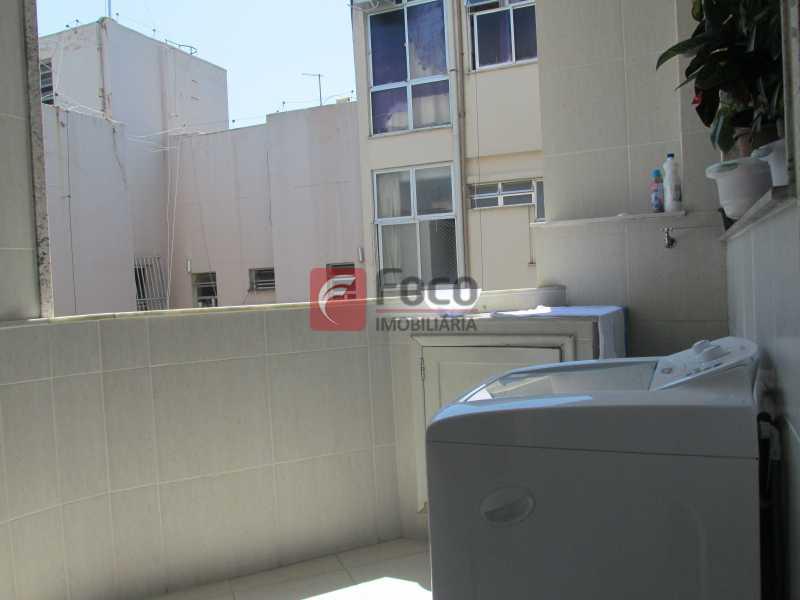 ÁREA DE SERVIÇO - Apartamento À Venda - Copacabana - Rio de Janeiro - RJ - JBAP30821 - 24