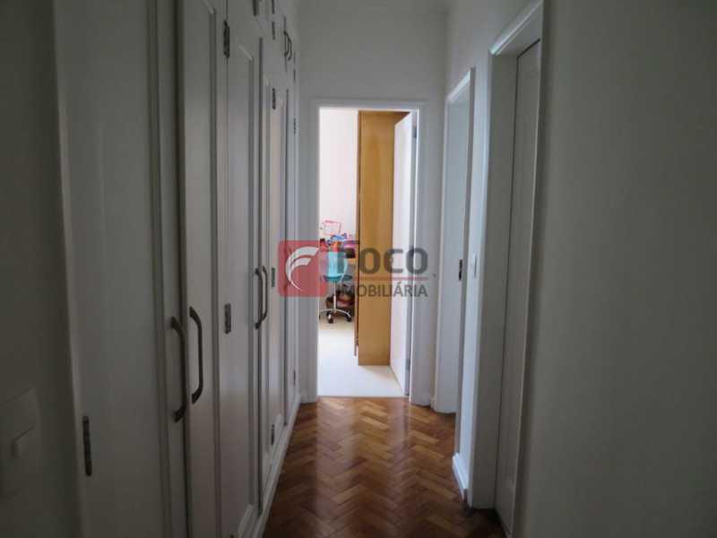 CIRCULAÇÃO - Apartamento Rua Bogari,Lagoa, Rio de Janeiro, RJ À Venda, 3 Quartos, 127m² - JBAP30828 - 24