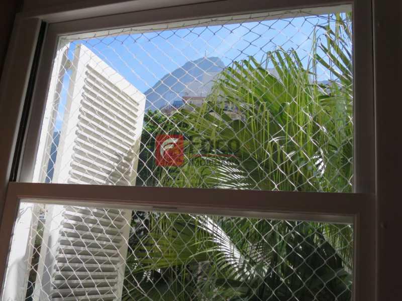 VISTA SUÍTE - Apartamento Rua Bogari,Lagoa, Rio de Janeiro, RJ À Venda, 3 Quartos, 127m² - JBAP30828 - 26