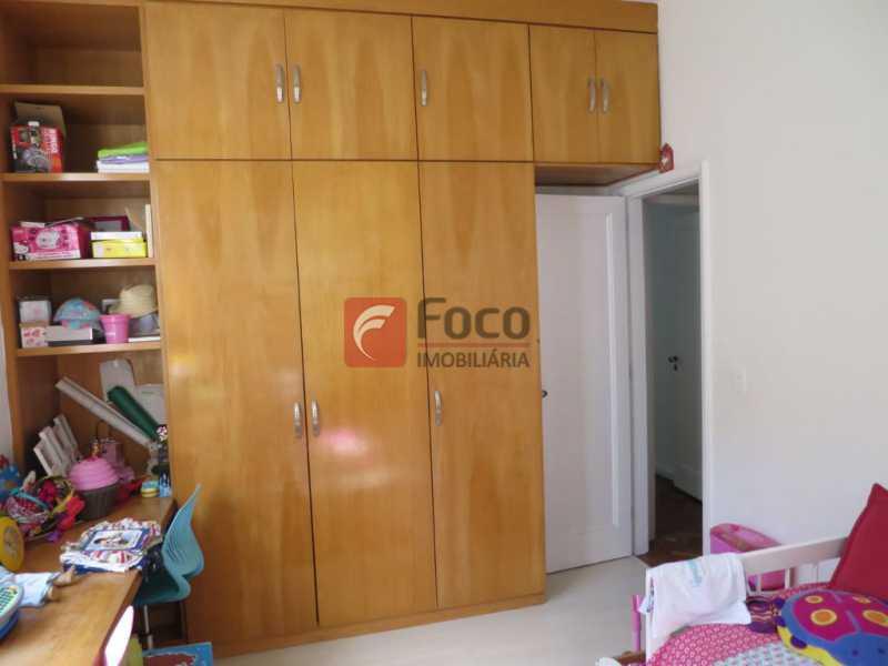 QUARTO - Apartamento Rua Bogari,Lagoa, Rio de Janeiro, RJ À Venda, 3 Quartos, 127m² - JBAP30828 - 12