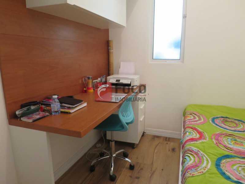 ESCRITÓRIO - Apartamento Rua Bogari,Lagoa, Rio de Janeiro, RJ À Venda, 3 Quartos, 127m² - JBAP30828 - 20