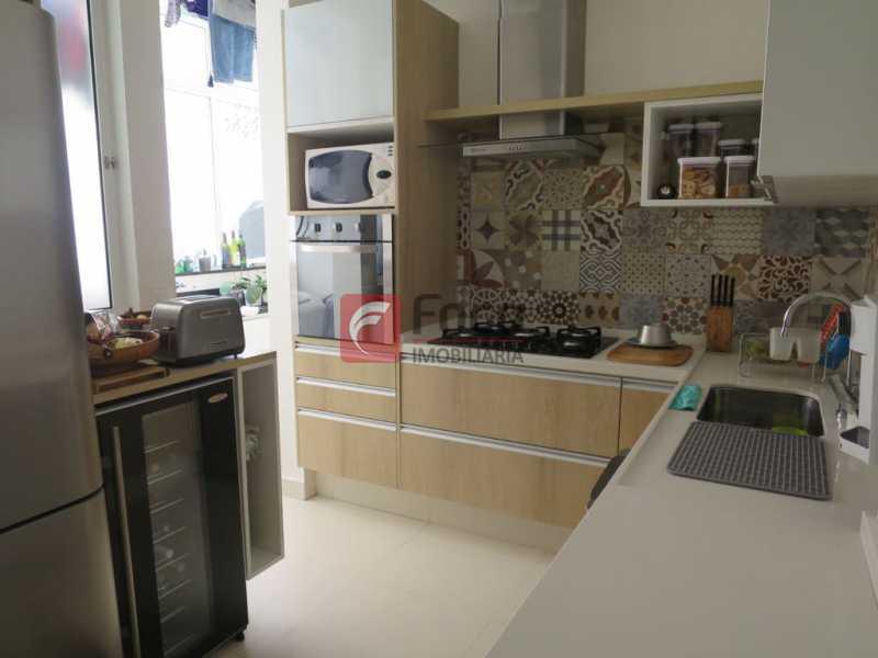 COPA COZINHA - Apartamento Rua Bogari,Lagoa, Rio de Janeiro, RJ À Venda, 3 Quartos, 127m² - JBAP30828 - 19