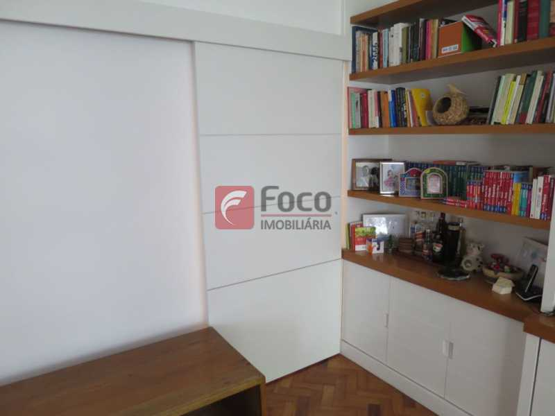 SALA - Apartamento Rua Bogari,Lagoa, Rio de Janeiro, RJ À Venda, 3 Quartos, 127m² - JBAP30828 - 29