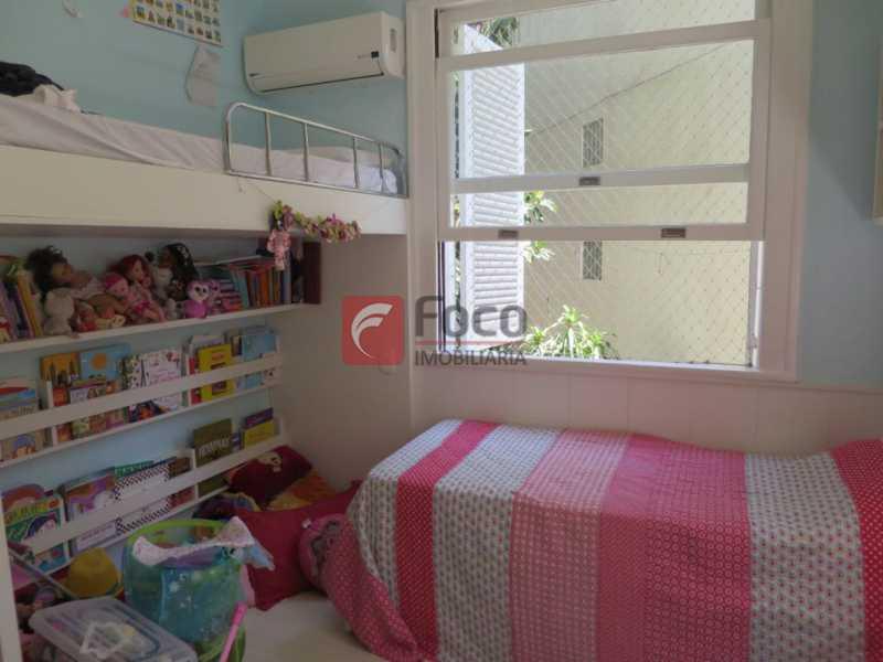 QUARTO - Apartamento Rua Bogari,Lagoa, Rio de Janeiro, RJ À Venda, 3 Quartos, 127m² - JBAP30828 - 16