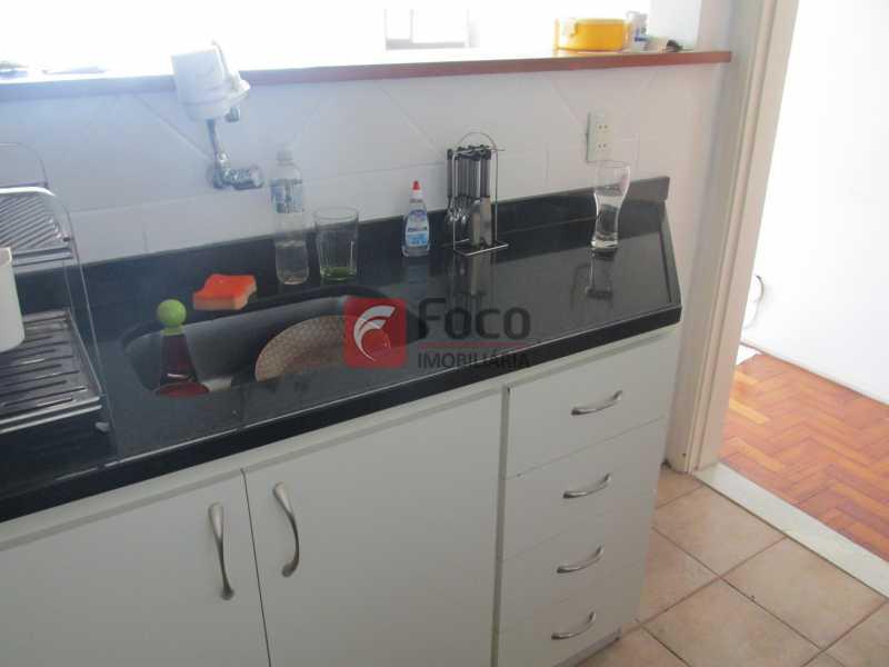 cozinha  - Apartamento à venda Rua Ministro João Alberto,Jardim Botânico, Rio de Janeiro - R$ 930.000 - JBAP20636 - 18
