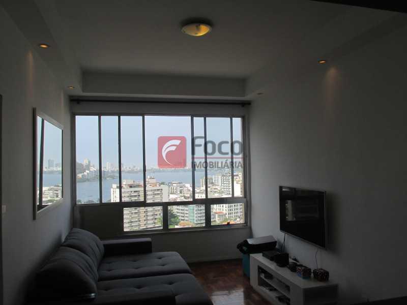 sala  - Apartamento à venda Rua Ministro João Alberto,Jardim Botânico, Rio de Janeiro - R$ 930.000 - JBAP20636 - 4