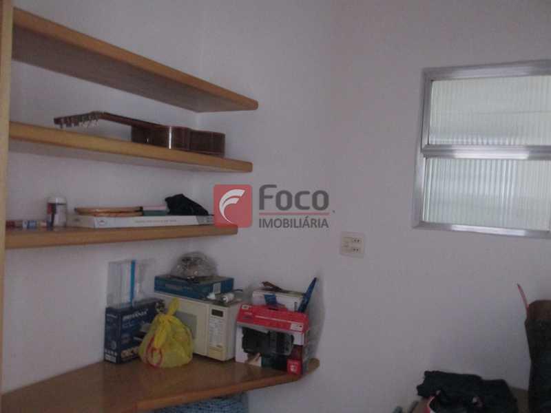 escritório - Apartamento à venda Rua Ministro João Alberto,Jardim Botânico, Rio de Janeiro - R$ 930.000 - JBAP20636 - 14