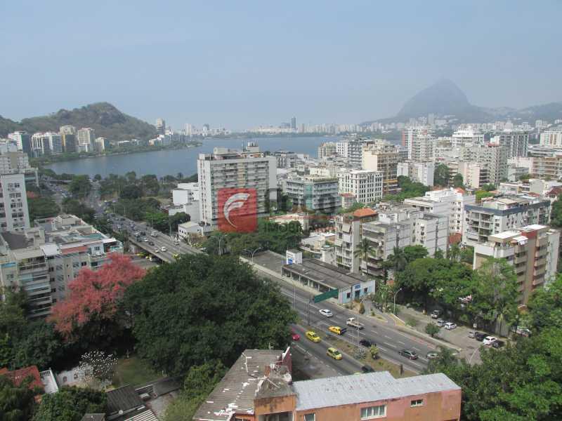 vista quarto1 - Apartamento à venda Rua Ministro João Alberto,Jardim Botânico, Rio de Janeiro - R$ 930.000 - JBAP20636 - 5