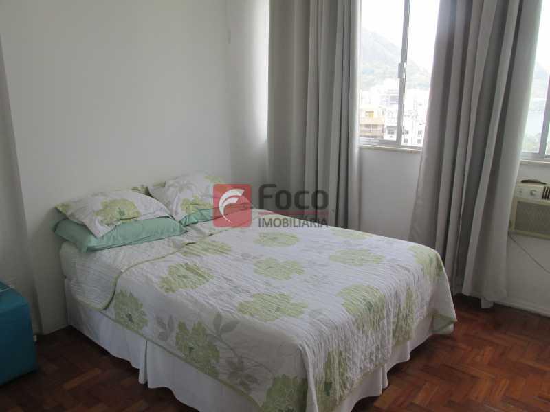 quarto 2 - Apartamento à venda Rua Ministro João Alberto,Jardim Botânico, Rio de Janeiro - R$ 930.000 - JBAP20636 - 11
