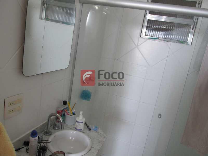 banheiro  - Apartamento à venda Rua Ministro João Alberto,Jardim Botânico, Rio de Janeiro - R$ 930.000 - JBAP20636 - 16