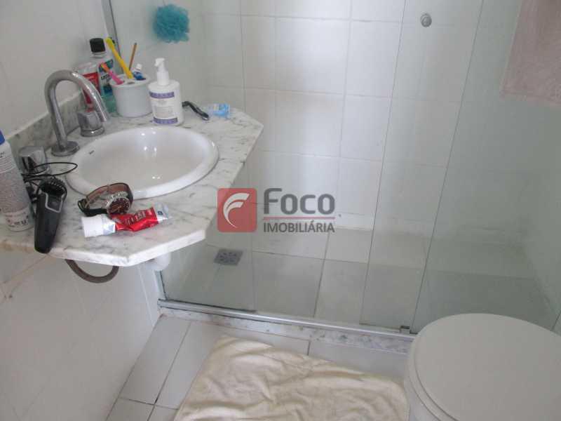 banheiro  - Apartamento à venda Rua Ministro João Alberto,Jardim Botânico, Rio de Janeiro - R$ 930.000 - JBAP20636 - 15
