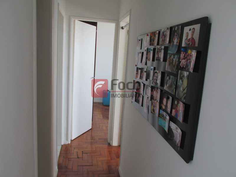 circulação - Apartamento à venda Rua Ministro João Alberto,Jardim Botânico, Rio de Janeiro - R$ 930.000 - JBAP20636 - 8