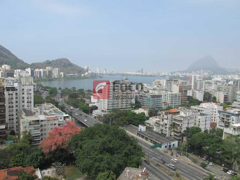vista quarto 2 - Apartamento à venda Rua Ministro João Alberto,Jardim Botânico, Rio de Janeiro - R$ 930.000 - JBAP20636 - 23