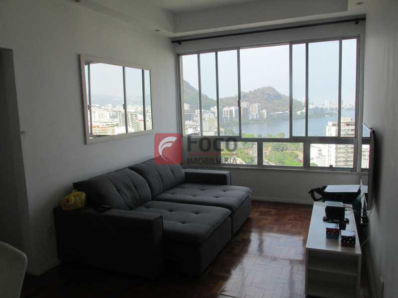 sala - Apartamento à venda Rua Ministro João Alberto,Jardim Botânico, Rio de Janeiro - R$ 930.000 - JBAP20636 - 25