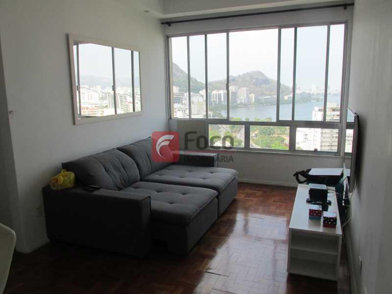 sala  - Apartamento à venda Rua Ministro João Alberto,Jardim Botânico, Rio de Janeiro - R$ 930.000 - JBAP20636 - 6