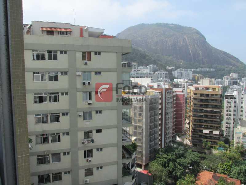 vista quarto2 - Apartamento à venda Rua Ministro João Alberto,Jardim Botânico, Rio de Janeiro - R$ 930.000 - JBAP20636 - 26