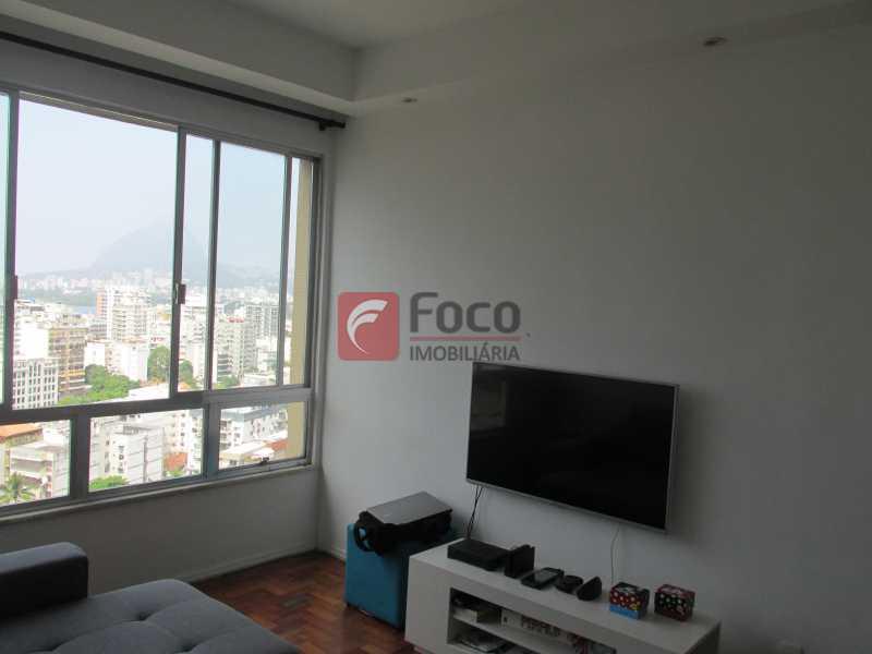 sala  - Apartamento à venda Rua Ministro João Alberto,Jardim Botânico, Rio de Janeiro - R$ 930.000 - JBAP20636 - 3