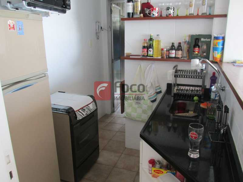 cozinha tipo americana - Apartamento à venda Rua Ministro João Alberto,Jardim Botânico, Rio de Janeiro - R$ 930.000 - JBAP20636 - 17