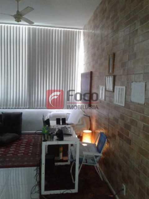 SALÃO - Kitnet/Conjugado 24m² à venda Rua das Laranjeiras,Laranjeiras, Rio de Janeiro - R$ 310.000 - FLKI00542 - 1