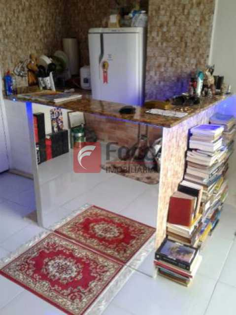 SALÃO / COZINHA - Kitnet/Conjugado 24m² à venda Rua das Laranjeiras,Laranjeiras, Rio de Janeiro - R$ 310.000 - FLKI00542 - 6