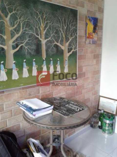 SALÃO - Kitnet/Conjugado 24m² à venda Rua das Laranjeiras,Laranjeiras, Rio de Janeiro - R$ 310.000 - FLKI00542 - 4