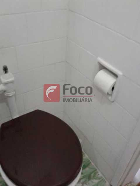 BANHEIRO - Kitnet/Conjugado 24m² à venda Rua das Laranjeiras,Laranjeiras, Rio de Janeiro - R$ 310.000 - FLKI00542 - 11