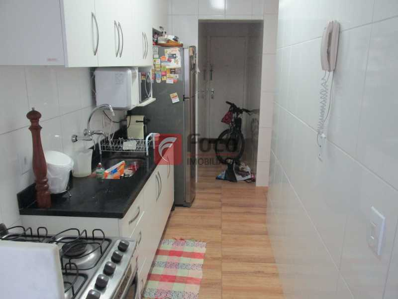 cozinha - Entrar e Morar - Infraestrutura Total de Lazer - Sala 2 Quartos (suíte) - Vaga na Escritura - JBAP20641 - 18