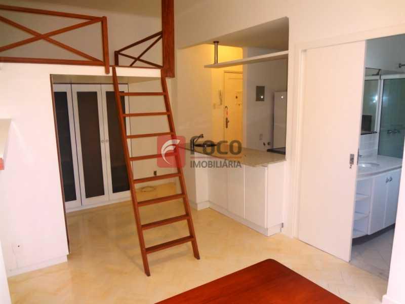 DSC07247 - Loft Reformado - Rua Tranquila e Bucólica - JBAP10223 - 6