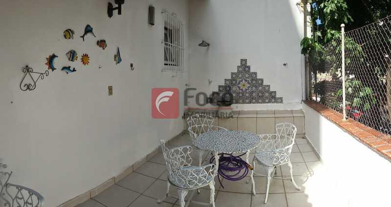 VARANDA - COMERCIAL e RESIDENCIAL Inicio da Rua Alice, Casa Duplex! - FLCA40064 - 1