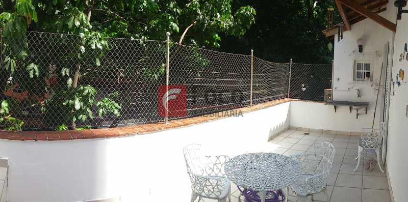 VARANDA - COMERCIAL e RESIDENCIAL Inicio da Rua Alice, Casa Duplex! - FLCA40064 - 3