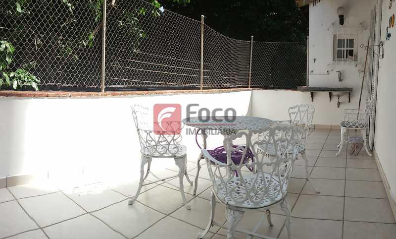 VARANDA - COMERCIAL e RESIDENCIAL Inicio da Rua Alice, Casa Duplex! - FLCA40064 - 4