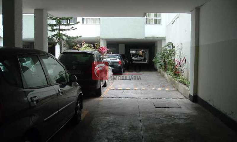 GARAGEM - Apartamento à venda Rua Marquês de Olinda,Botafogo, Rio de Janeiro - R$ 800.000 - FLAP21919 - 17
