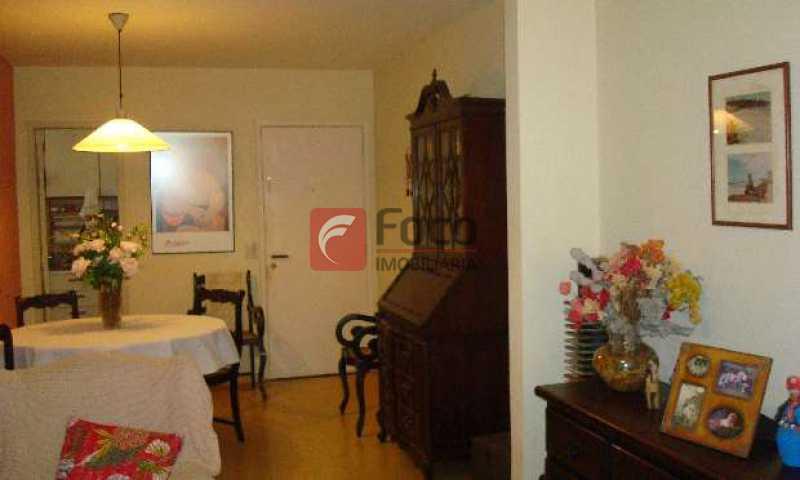 SALA JANTAR - Apartamento à venda Rua Marquês de Olinda,Botafogo, Rio de Janeiro - R$ 800.000 - FLAP21919 - 4