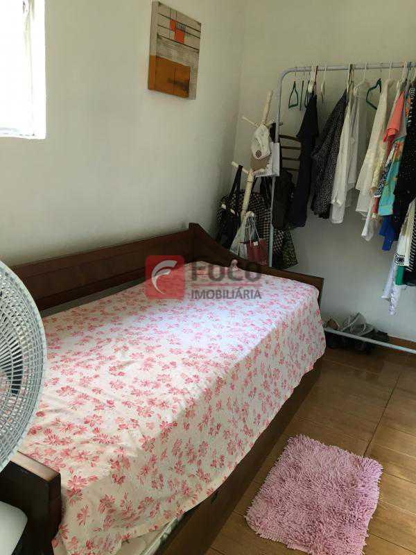 3.Anexo quarto - Conjunto Habitacional no Jardim Botânico - Oportunidade Única de morar no Horto - Garagem - JBAP20662 - 11