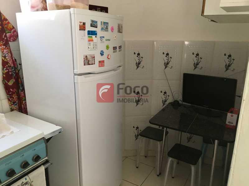 6.Anexo cozinha - Conjunto Habitacional no Jardim Botânico - Oportunidade Única de morar no Horto - Garagem - JBAP20662 - 18