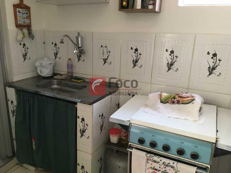 11.Anexo cozinha - Conjunto Habitacional no Jardim Botânico - Oportunidade Única de morar no Horto - Garagem - JBAP20662 - 19