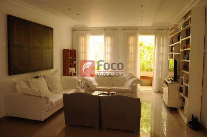 SALA - Apartamento à venda Rua Almirante Alexandrino,Santa Teresa, Rio de Janeiro - R$ 850.000 - FLAP31800 - 1