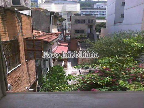 VISTA - Casa à venda Rua das Laranjeiras,Laranjeiras, Rio de Janeiro - R$ 950.000 - FR40105 - 12