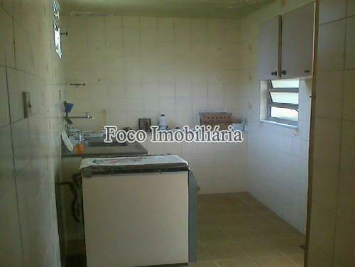 COZINHA - Casa à venda Rua das Laranjeiras,Laranjeiras, Rio de Janeiro - R$ 950.000 - FR40105 - 6
