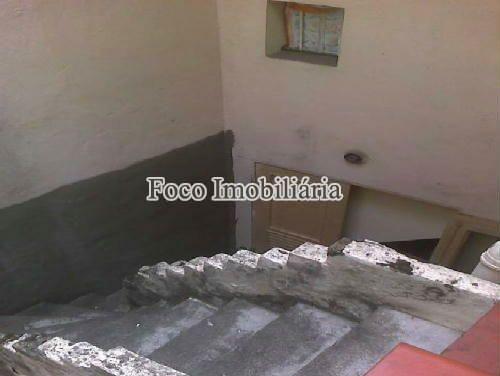 ESCADA - Casa à venda Rua das Laranjeiras,Laranjeiras, Rio de Janeiro - R$ 950.000 - FR40105 - 7