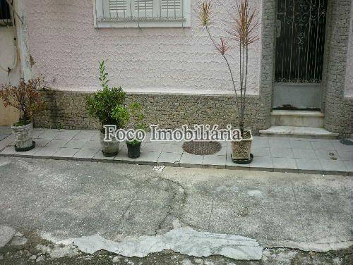 VILA - Casa à venda Rua Marques,Humaitá, Rio de Janeiro - R$ 1.150.000 - FR40106 - 1