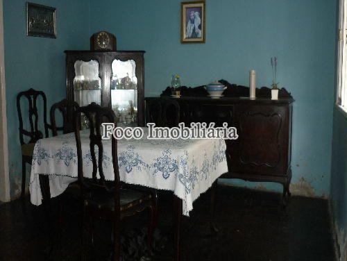 SALA - Casa à venda Rua Marques,Humaitá, Rio de Janeiro - R$ 1.150.000 - FR40106 - 3
