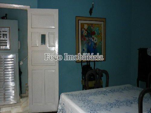 SALA - Casa à venda Rua Marques,Humaitá, Rio de Janeiro - R$ 1.150.000 - FR40106 - 4