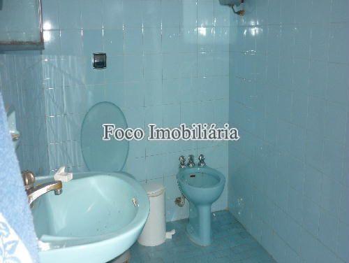 BANHEIRO - Casa à venda Rua Marques,Humaitá, Rio de Janeiro - R$ 1.150.000 - FR40106 - 15