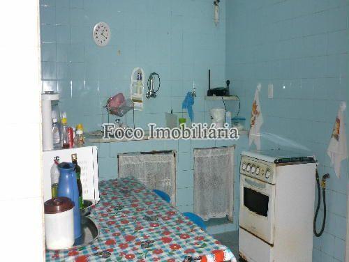 COZINHA - Casa à venda Rua Marques,Humaitá, Rio de Janeiro - R$ 1.150.000 - FR40106 - 16