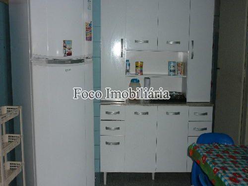 COZINHA - Casa à venda Rua Marques,Humaitá, Rio de Janeiro - R$ 1.150.000 - FR40106 - 17